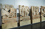 .<br /> <br /> If you prefer to buy from our ALAMY STOCK LIBRARY page at https://www.alamy.com/portfolio/paul-williams-funkystock/greco-roman-sculptures.html . Type -    Aphrodisias     - into LOWER SEARCH WITHIN GALLERY box - Refine search by adding a subject, place, background colour, museum etc.<br /> <br /> Visit our ROMAN WORLD PHOTO COLLECTIONS for more photos to download or buy as wall art prints https://funkystock.photoshelter.com/gallery-collection/The-Romans-Art-Artefacts-Antiquities-Historic-Sites-Pictures-Images/C0000r2uLJJo9_s0