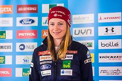Ana Drev at media day of Ski Association of Slovenia before new winter season 2018/19, on October 4, 2018 in Ski resort Pohorje, Maribor, Slovenia. Photo by Grega Valancic / Sportida