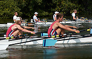 Henley Royal Regatta. Henley-on-Thames, ENGLAND, Friday 30.06.2006. Fawley Challenge Cup, Leander Club and Maidenhead RC. Bucks vs Star Club and St Neots RC,  Berks. Photo  Peter Spurrier/Intersport Images.email images@intersport-images.com... Henley Royal Regatta, Rowing Courses, Henley Reach, Henley, ENGLAND [Mandatory credit; Peter Spurrier/Intersport Images] 2006 . HRR.