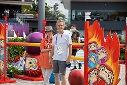 Gabriele Pochhammer, Jan Tönjes<br /> Olympic Games Tokyo 2021<br /> © Hippo Foto - Dirk Caremans<br /> 02/08/2021