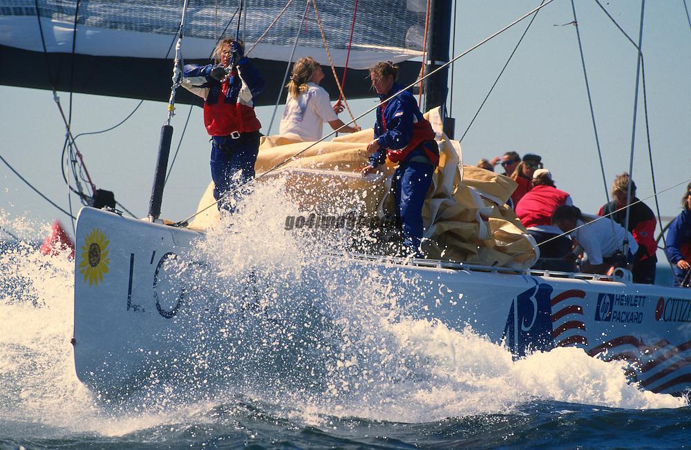 1995 America3 The Women's Team