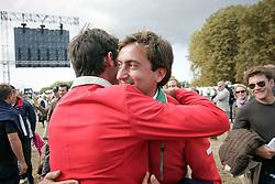 Bucci Piergiorgio (ITA)<br /> European Championship Jumping Windsor 2009<br /> Photo © Hippo Foto - Dirk Caremans