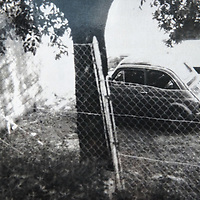 The 1st of  September 1992, the day Cristina Golinucci disappeared, she had an appointment with Padre Lino Ruscelli, her confessor at the Convent of the Capuchin Friars in Cesena. Cristina arrived at the convent, as proved by her car, parked in the car park, and from that moment nothing more has been known about her. This is a photo of a photo of the investigations of the time.