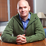 """Anthony Doerr won the 2015 Pulitzer Prize for fiction for his novel """"All the Light We Cannot See."""""""