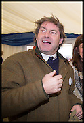 CHARLIE BROOKS, The Heythrop Hunt Point to Point. Cockle barrow. 25 January 2015
