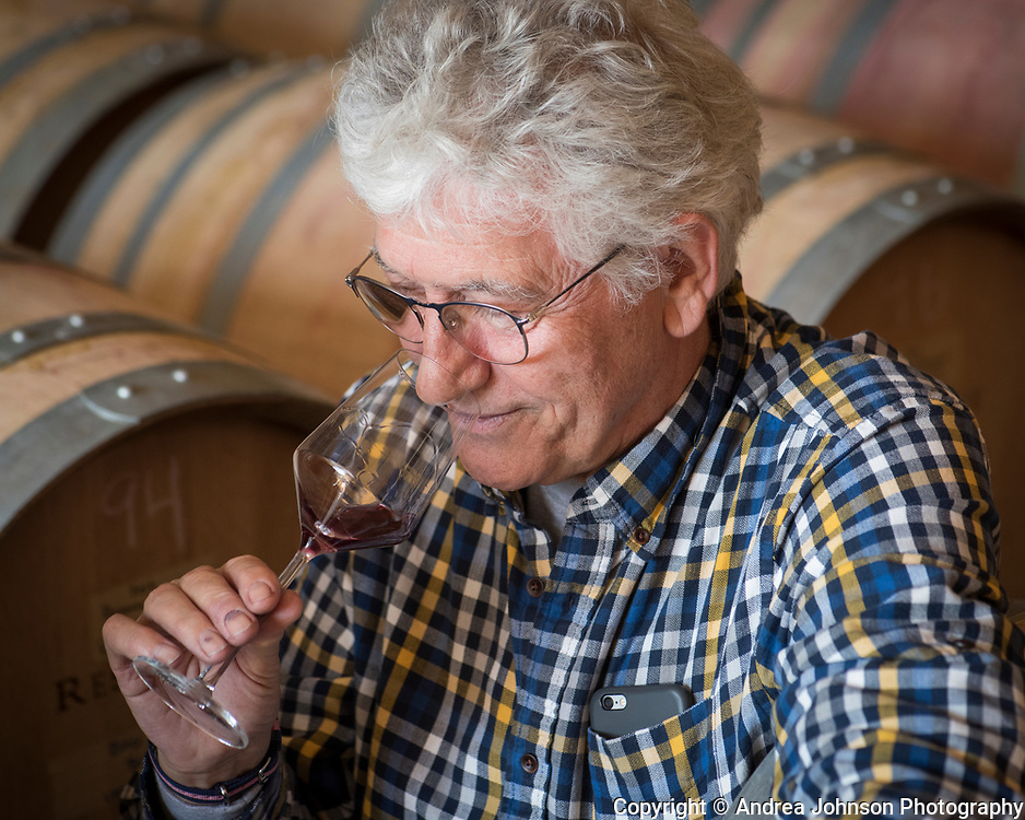 Jacques Lardiere , RÉSONANCE, Yamhill-Carlton AVA, Willamette Valley, Oregon