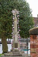 Alcester  village Wawickshire ,VE Day celebrations photo by Mark Anton Smith