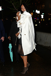 May 3, 2018 - New York, NY, USA - May 3, 2018  New York City..Naomi Campbell attending Tiffany & Co. 'Paper Flowers' jewelry collection launch on May 3, 2018 in New York City. (Credit Image: © Kristin Callahan/Ace Pictures via ZUMA Press)