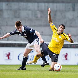 Raith Rovers 0 v 0 Falkirk, 27/4/2013.