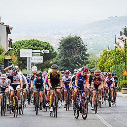 17-09-2020: Wielrennen: Giro Rosa: Maddaloni<br /> Moniek Tenniglo (Netherlands / Team Mitchelton Scott)17-09-2020: Wielrennen: Giro Rosa: Maddaloni