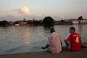 Cienfuegos harbour, Cuba