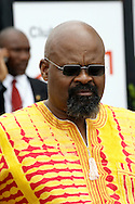 DURBAN - 29 January 2006 - Durban's mayor Obed Mlaba attends the inaugural A1 Grand Prix to be held in the city..Picture: Giordano Stolley