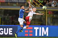 Rafal Kurzawa Poland, Cristiano Biraghi Italy.<br /> Bologna 07-09-2018 <br /> Football Calcio Uefa Nations League <br /> Italia - Polonia / Italy - Poland <br /> Foto Andrea Staccioli / Insidefoto