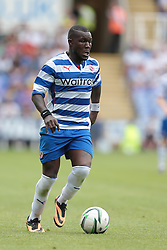 Reading defender Royston Drenthe (10) during the pre-season friendly game between Reading and Swansea City.  Photo mandatory by-line: Nigel Pitts-Drake/JMP  - Tel: Mobile:07966 386802 27/07/2013 - Reading v  Swansea City  - SPORT - FOOTBALL - pre-season - Reading - Madejski Stadium