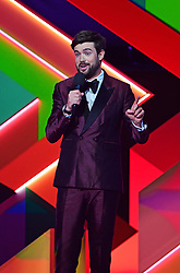 Jack Whitehall during the Brit Awards 2021 at the O2 Arena, London. Picture date: Tuesday May 11, 2021.