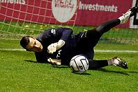 Josh Barnes. Stockport County FC 4-0 Chesterfield FC. Emirates FA Cup. 4.11.20