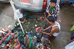 Repairing Tools Near Gyee Zai Market