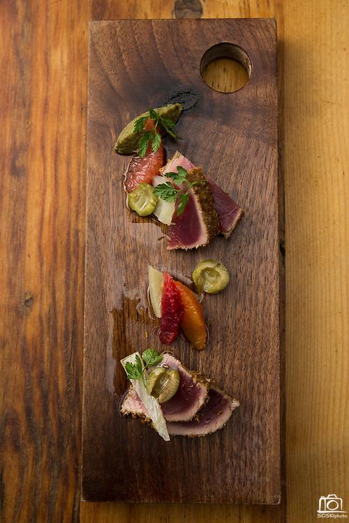 Zola restaurant photographed in Palo Alto, California, on March 2, 2017 (Stan Olszewski/SOSKIphoto for Content Magazine)