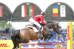 Ahlmann Christian, (GER), Taloubet Z<br /> Team Competition round 1 and Individual Competition round 1<br /> FEI European Championships - Aachen 2015<br /> © Hippo Foto - Stefan Lafrentz<br /> 19/08/15