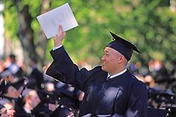 Mike Suh, Tufts University 1997 Graduation