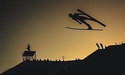 29.09.2018, Energie AG Skisprung Arena, Hinzenbach, AUT, FIS Ski Sprung, Sommer Grand Prix, Hinzenbach, im Bild Andreas Kofler (AUT) // Andreas Kofler of Austria during FIS Ski Jumping Summer Grand Prix at the Energie AG Skisprung Arena, Hinzenbach, Austria on 2018/09/29. EXPA Pictures © 2018, PhotoCredit: EXPA/ JFK