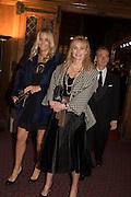 CATHERINE LAGRANGE; CLEMENTINE HAMBRO, Luminous -Celebrating British Film and British Film Talent,  BFI gala dinner & auction. Guildhall. City of London. 6 October 2015.