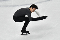 Nathan CHEN USA <br /> Men Short Program <br /> Milano 22/03/2018 Assago Forum <br /> Milano 2018 - ISU World Figure Skating Championships <br /> Foto Andrea Staccioli / Insidefoto