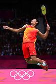 Badminton, Mens - Singles Gold Medal Match