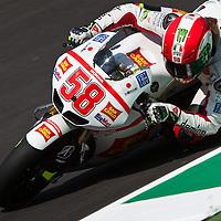 2011 MotoGP World Championship, Round 8, Mugello, Italy, 3 July 2011, Marco Simoncelli