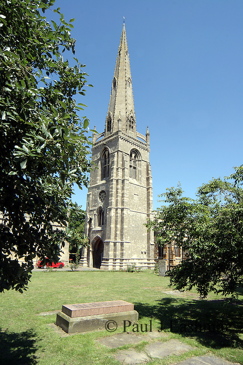 Photograph of the South Northamptonshire town of Higham Ferrers