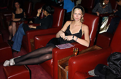 Actress MARGO STILLEY at a special Grand Classic screening of Place Vendome to celebrate Catherine Deneuve as MAC Beauty Icon 3 held at The Elecric Cinema, Portobello Road, London W11 on 30th January 2006.<br />