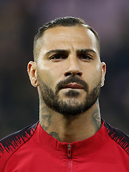 Ricardo Quaresma of Portugal during the International friendly match match between Portugal and The Netherlands at Stade de Genève on March 26, 2018 in Geneva, Switzerland