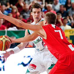 20110723: SLO, Basketball - Primus Cup Ptuj, Slovenia vs Poland
