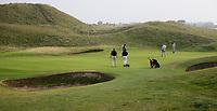 SANDWICH (GB) - Hole 6 The Royal St. George's Golf Club (1887), één van de oudste en meest beroemde golfclubs in Engeland. COPYRIGHT KOEN SUYK