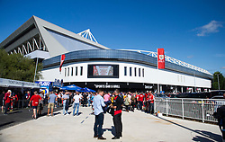 General view of the approach to Ashton Gate Stadium - Mandatory by-line: Paul Knight/JMP - 17/09/2016 - FOOTBALL - Ashton Gate Stadium - Bristol, England - Bristol City v Derby County - Sky Bet Championship