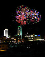 2007 New Years Eve Fireworks