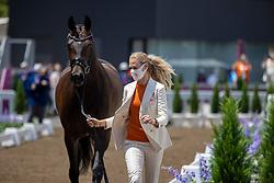 Van Liere Dinja, NED, Haute Couture, 154<br /> Olympic Games Tokyo 2021<br /> © Hippo Foto - Dirk Caremans<br /> 23/07/2021