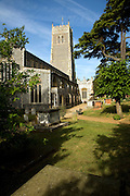 Church of St Mary, Woodbridge, Suffolk, England