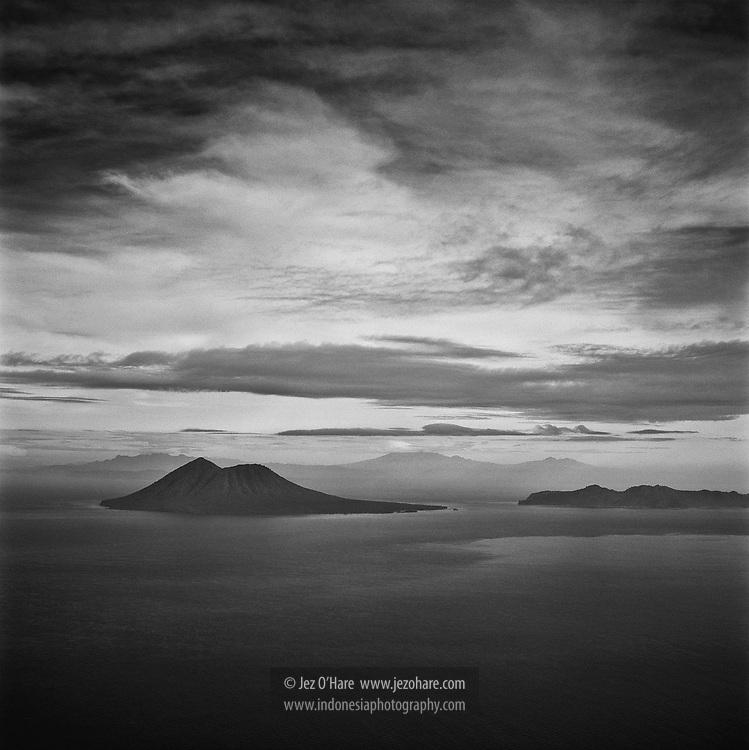 Sebesi & Sebuku Island, Sunda Straits, Lampung, Indonesia.
