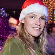 NLD/Hilversum /20131210 - Sky Radio Christmas Tree For Charity 2013, Lucille Werner