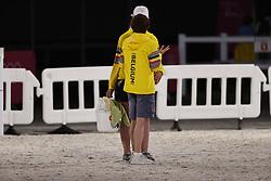 Laeremans Wendy, BEL, <br /> Olympic Games Tokyo 2021<br /> © Hippo Foto - Stefan Lafrentz<br /> 30/07/2021