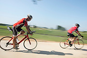 Riders participate in the first day of the 2014 Tour de Fort Worth, an annual event hosted by Mayor Betsy Price to promote cycling within the city while also giving her a chance to connect with her constituents on July 5, 2014 in Fort Worth, Texas. (Cooper Neill for The New York Times)