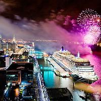 2010 - Cunard - Queen Victoria