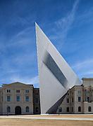 Architect: Daniel Libeskind.