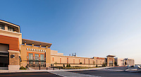 Exterior photo of Harrisburg Mal in Pennsylvania by Jeffrey Sauers of Commercial Photographics