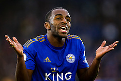 Ricardo Pereira of Leicester City cuts a frustrated figure - Mandatory by-line: Robbie Stephenson/JMP - 29/09/2019 - FOOTBALL - King Power Stadium - Leicester, England - Leicester City v Newcastle United - Premier League