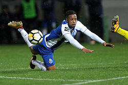 March 11, 2018 - Pacos Ferreira, Pacos Ferreira, Portugal - Porto's Portuguese forward Hernani in action during the Premier League 2017/18 match between Pacos Ferreira and FC Porto, at Mata Real Stadium in Pacos de Ferreira on March 11, 2018. (Credit Image: © Dpi/NurPhoto via ZUMA Press)