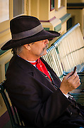 Town Marshall, Tombstone, Arizona USA