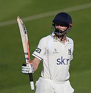 Durham County Cricket Club v Warwickshire County Cricket Club 120714