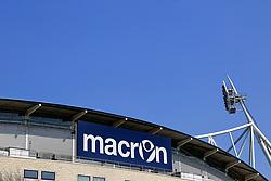 A general view of the Macron Stadium - Mandatory by-line: Matt McNulty/JMP - 21/04/2018 - FOOTBALL - Macron Stadium - Bolton, England - Bolton Wanderers v Wolverhampton Wanderers - Sky Bet Championship